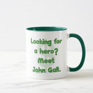 Held John Galt Tasse