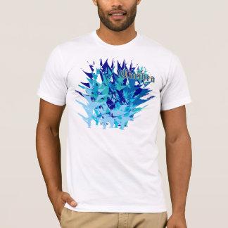 Heliconia Karibisches Meer T-Shirt