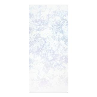 Helle Blumenbeschaffenheits-Hintergrund-Schablone Werbekarte