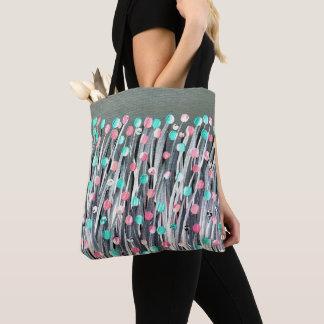 Helle Blüte Tasche