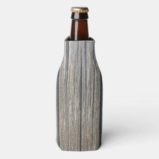 Helle Farbhölzerne Muster-Flasche cooler Flaschenkühler