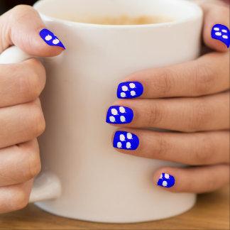 Helle Nagel-Kunst durch Dal Minx Nagelkunst