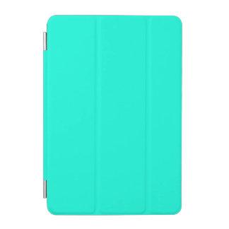 Helle Türkis-Farbe iPad Mini Hülle