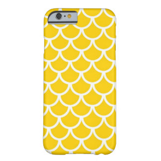 Heller bunter Kamm-Muschel-Muster Iphone 6 Kasten Barely There iPhone 6 Hülle