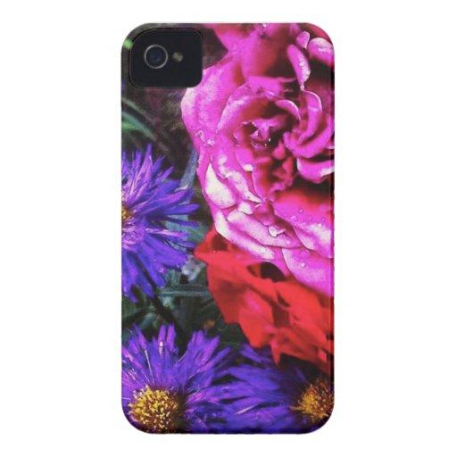 Heller Fall der Blumen iPhone4 iPhone 4 Cover