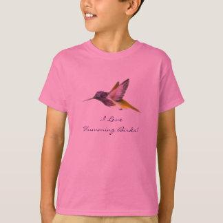HELLER KOLIBRI T - Shirt