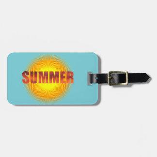 Heller Sommersun-Gepäckanhänger Gepäckanhänger