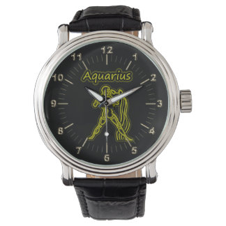 Heller Wassermann Armbanduhr