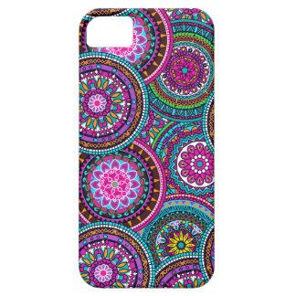 Helles böhmisches Boho Hippie-Chic-Muster Schutzhülle Fürs iPhone 5