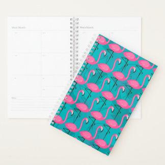 Helles Flamingo-Muster Planer