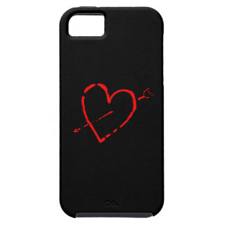 Helles Herz iPhone 5 Cover