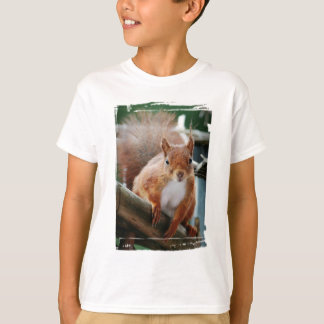 Hello Squirrel - Photography Jean-Louis Glineur T-Shirt