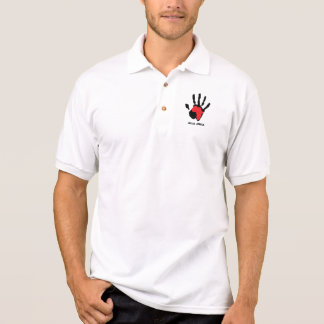 helloafrica Polovorlage Polo Shirt