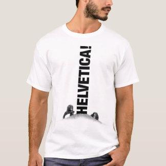 Helvetica - a-Schriftartodyssee 2001 T-Shirt