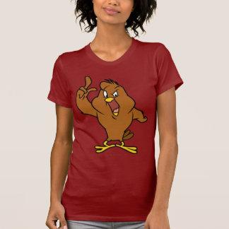 Henery Falke-Schreien T-Shirt