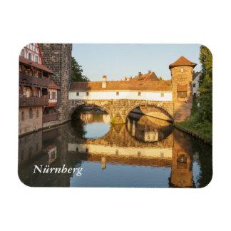 Henkersteg in Nürnberg Magnet