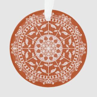 Hennastrauch-Mandala Ornament