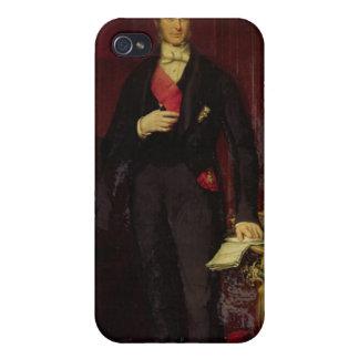 Henry, 3. Vicomte Palmerston Etui Fürs iPhone 4