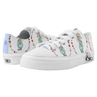 Henry-Igels-Turnschuhe Niedrig-geschnittene Sneaker