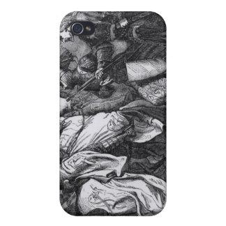 Henry III am Kampf von Lewes, am 14. Mai 1264 iPhone 4/4S Hüllen