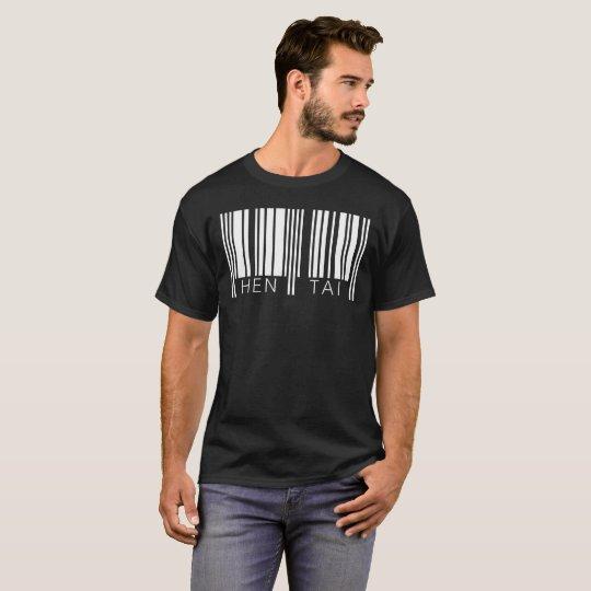 Hentai Barcode-Shirt T-Shirt