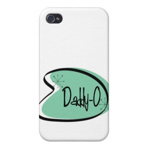 Hep Vati-O für den Vatertag iPhone 4/4S Hüllen