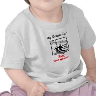 Herauf - Front - Music-Services-Log-300 meine Gram Tshirt
