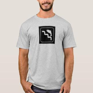 herauf Strom T-Shirt