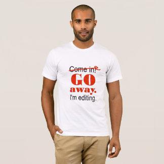 Herausgeber-Überbewertet oder unterschätzt T-Shirt
