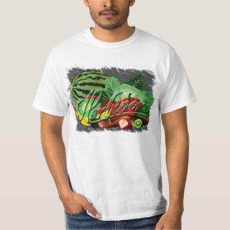 Herbivore-Vegetarier vegan T-Shirt