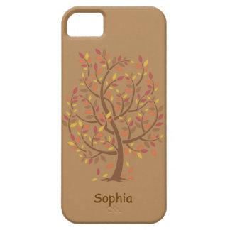 Herbst-Baum iPhone 5 Schutzhülle