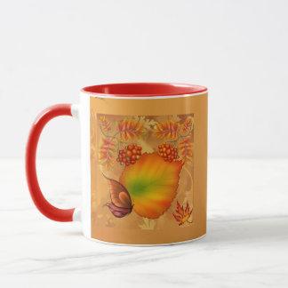Herbst-Beeren Tasse