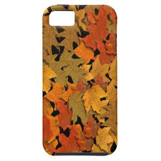 Herbst-Blätter iPhone 5 Case