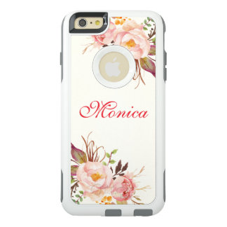 Herbst-BlumenAquarell OtterBox iPhone 6/6s Plus Hülle