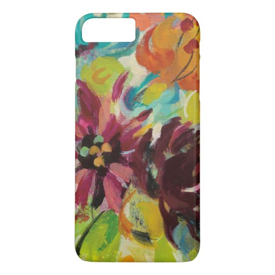 Herbst-Freude-Blumen iPhone 7 Plus Hülle