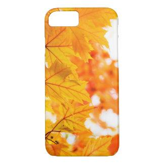 Herbst-Glühen iPhone 8/7 Hülle
