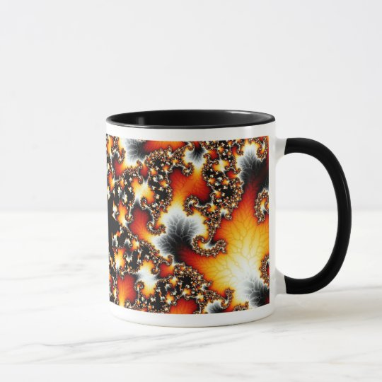 Herbst-GoldTassen Tasse