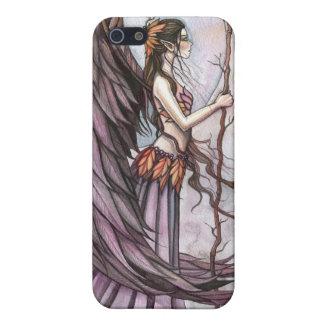 Herbst-helle gotische Fantasie-Fee-Kunst Schutzhülle Fürs iPhone 5