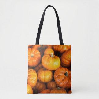 Herbst-Kürbis-Taschen-Tasche Tasche