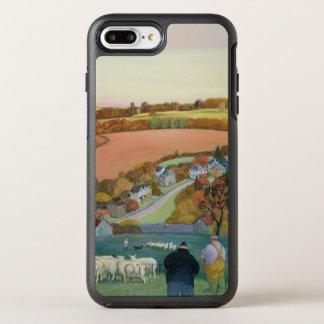 Herbst-Landschaft OtterBox Symmetry iPhone 8 Plus/7 Plus Hülle