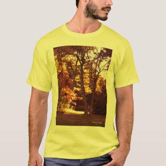 """""""Herbst-Licht"""" Licht T-Shirt"""