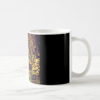 Herbst-Strom-Tasse Kaffeetasse