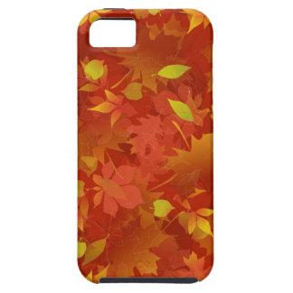 Herbst verlässt Teppich iPhone 5 Cover