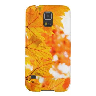 Herbst-Wärme Galaxy S5 Hülle