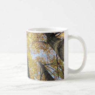 Herbstbeifall Kaffeetasse