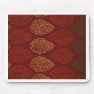 Herbstfarben erinnert mousepad