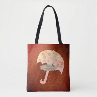 Herbstkollektion-Emmas Aussagen-Regenschirm-Tasche Tasche
