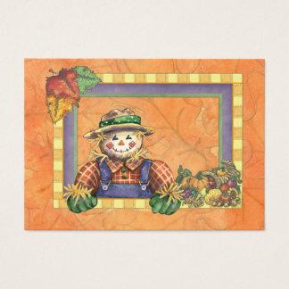 Herbstsaison-Einschließungs-Karte/Umbau - SRF Visitenkarte