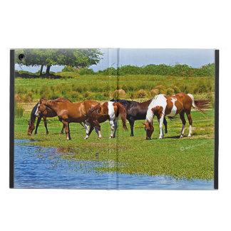 Herde von PferdIPad Fall