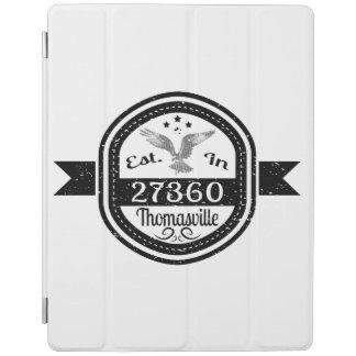 Hergestellt in 27360 Thomasville iPad Hülle